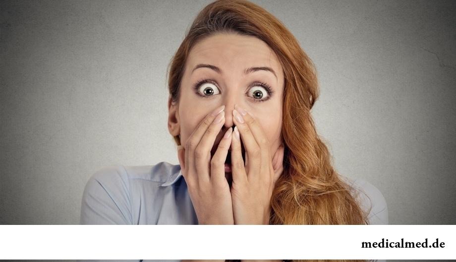 Виды и признаки фобий