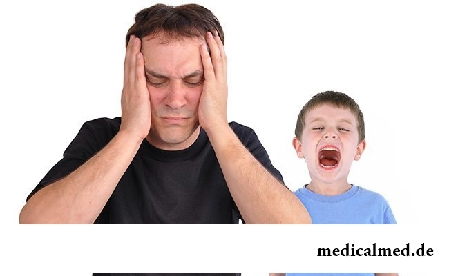Основные причины детских капризов