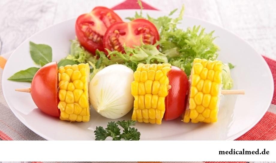 Детское вегетарианство: вред для здоровья