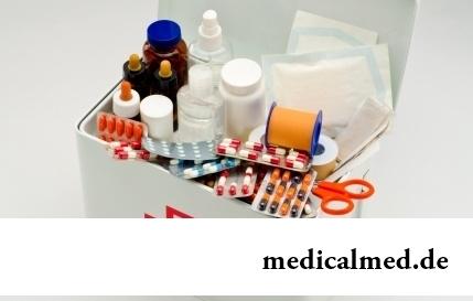 Домашняя аптечка: правила комплектования и использования