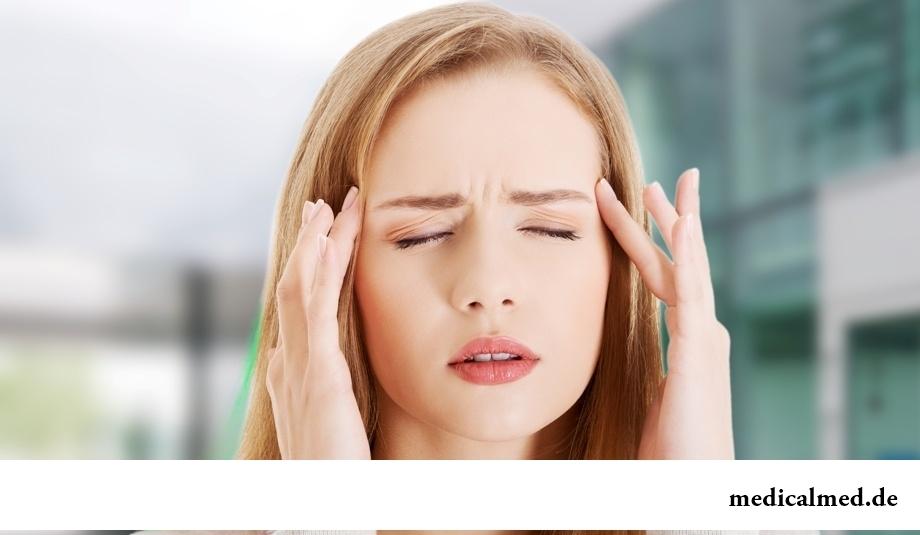 Головная боль: основные причины возникновения
