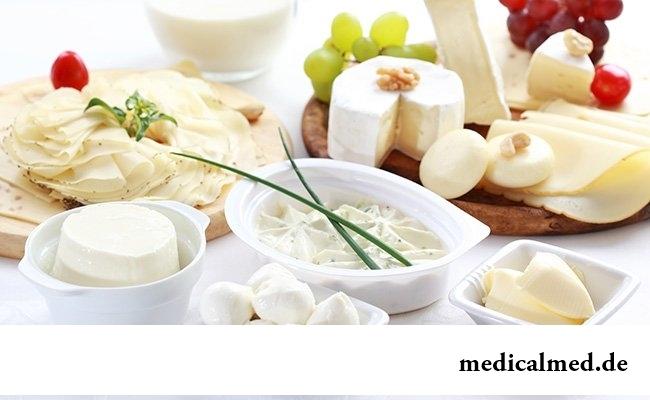 Замена привычных продуктов диетическими
