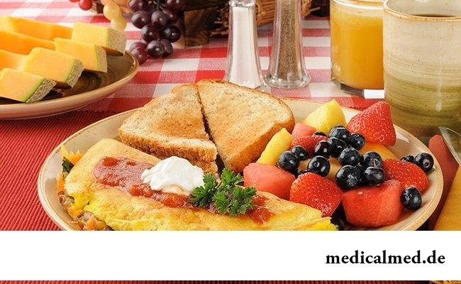 Завтрак - прежде всего