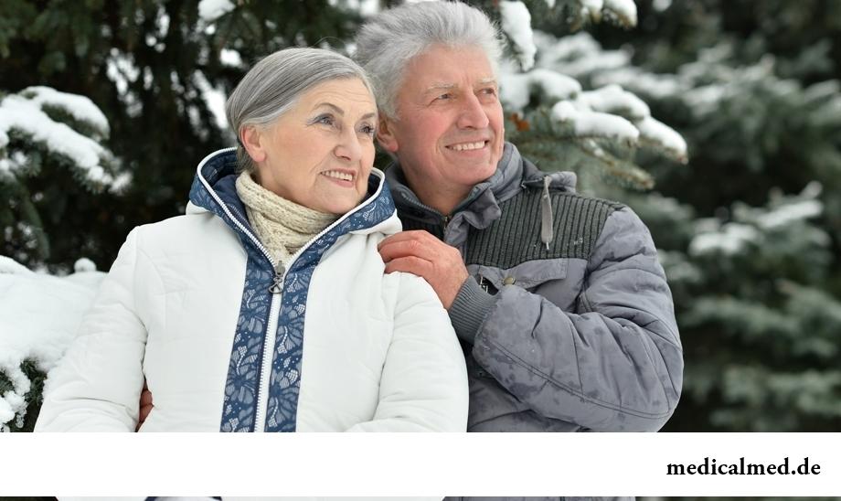 Инсульты чаще случаются зимой