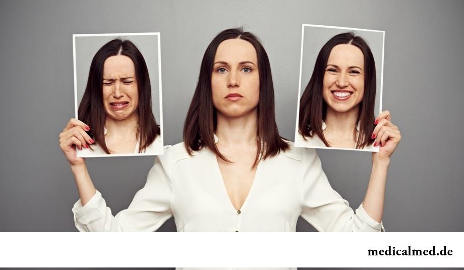 Причины изменчивого женского настроения