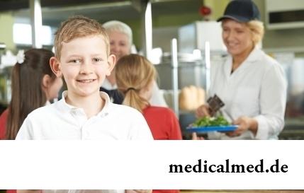 Как организовать питание школьника?