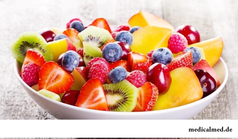 Ограничить употребление фаст-фуда и сладостей