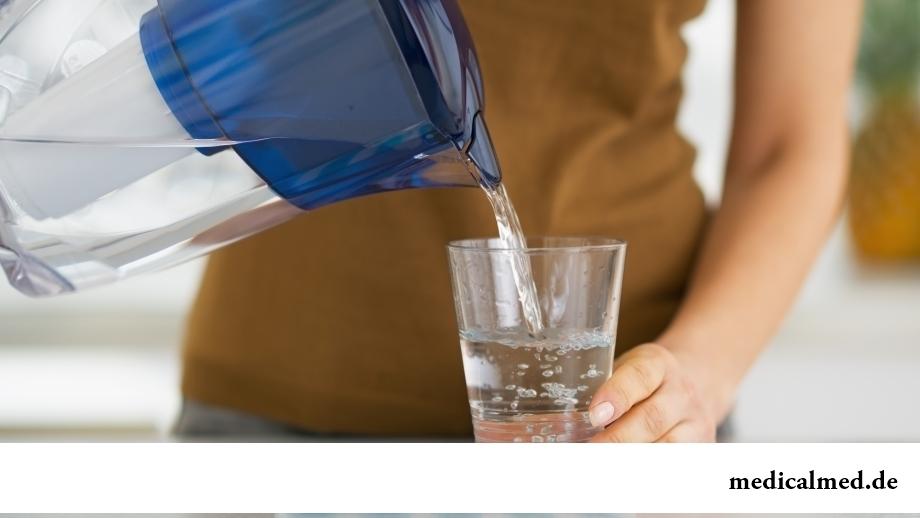 Восстановить питьевой режим