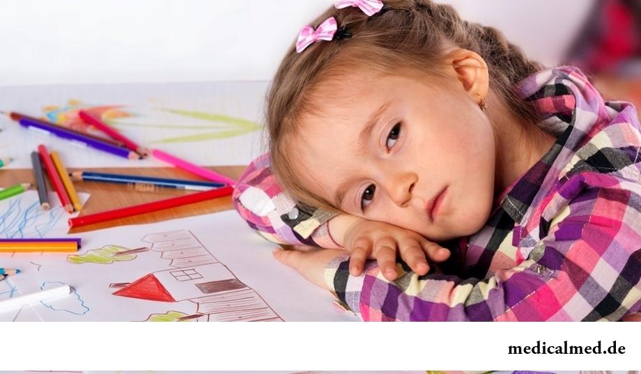 Признаки ослабленного иммунитета у ребенка