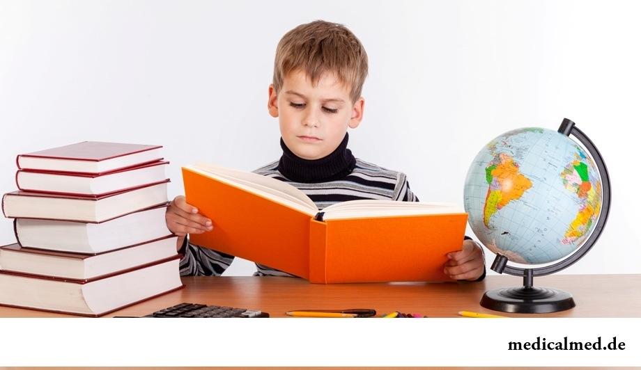 Организуйте рабочее место школьника