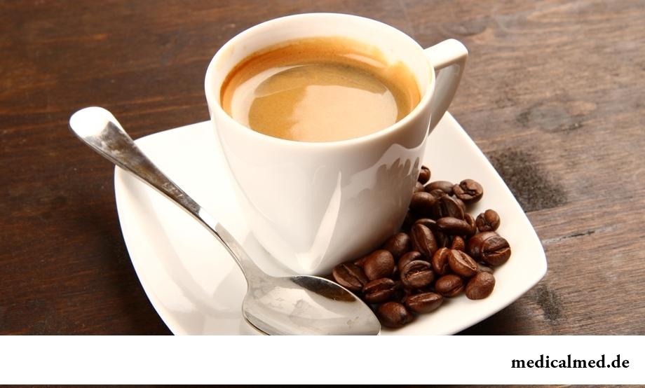 Привычки, вредящие почкам: чрезмерное употребление кофеина