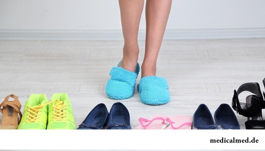 Как выбрать безопасную для здоровья обувь: важные рекомендации