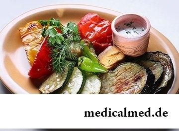 Как определить калорийность овощного салата