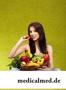 Рецепты овощных салатов для похудения