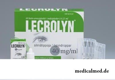 Глазные капли для лечения конъюктивита