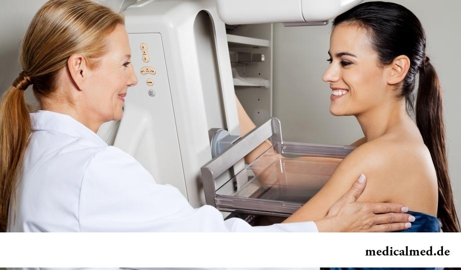 Маммолог - прием, консультация, отзывы