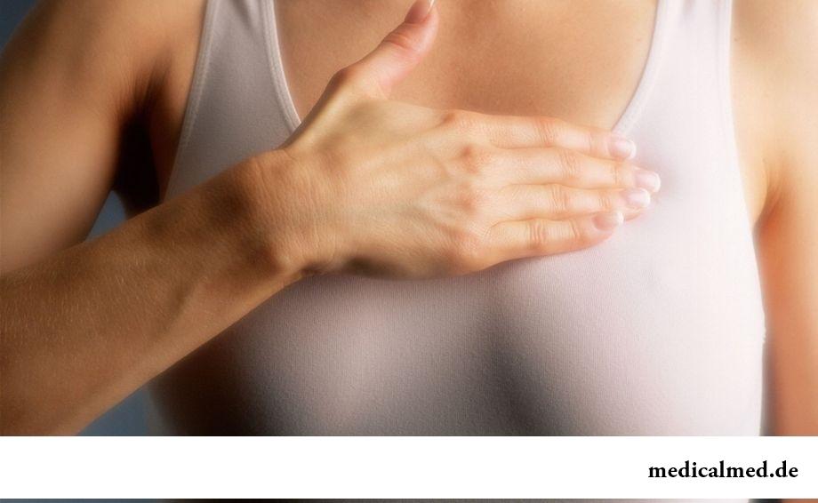 Мастопатия: причины и симптомы