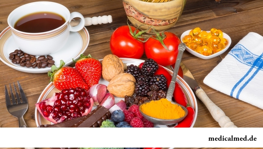 Что такое антиоксиданты и какова их роль в организме
