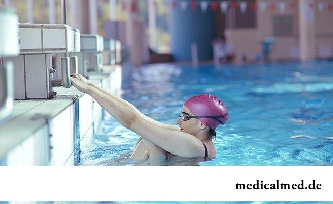 Плавание – спорт для всех!