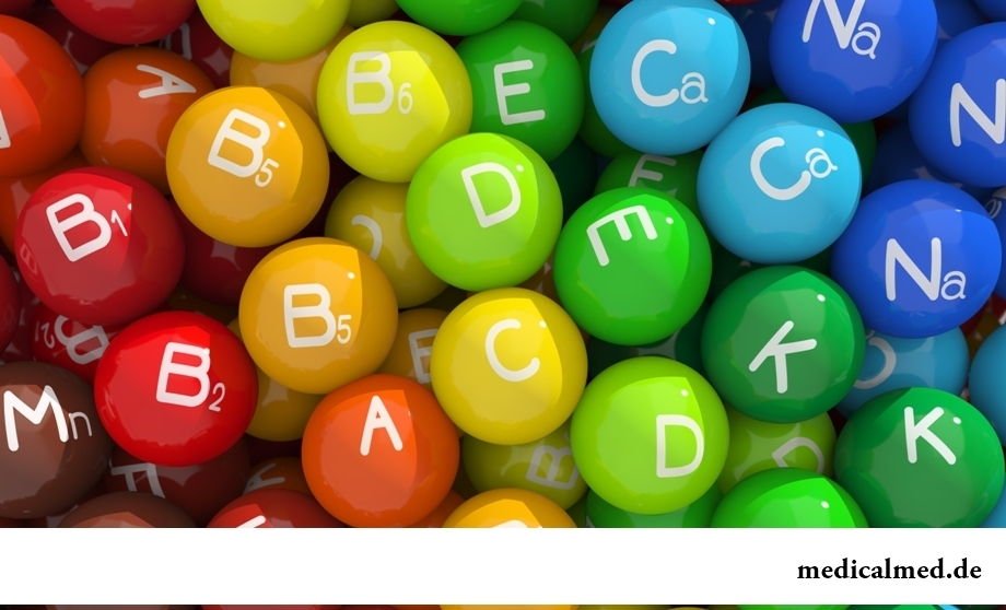 Польза витаминов: правда и мифы