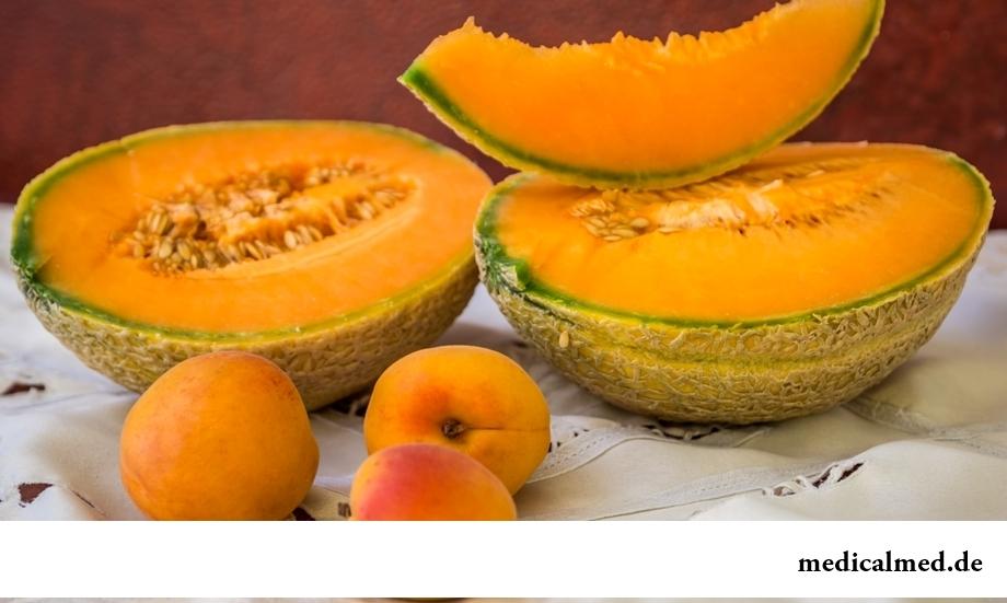Польза оранжевых и желтых овощей и фруктов