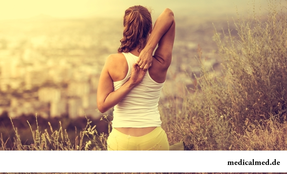 Параметр определения биологического возраста человека: сохранность суставов