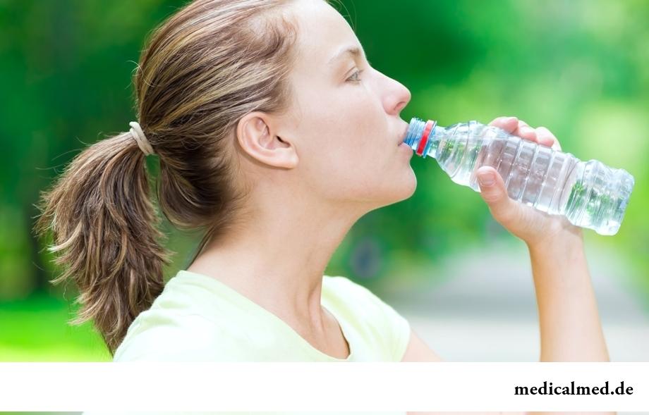 Основные причины сухости во рту