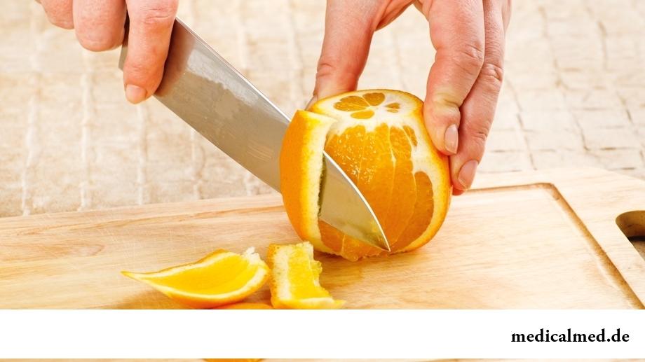 Лавровый лист и апельсиновая корка