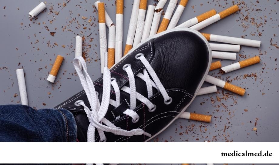 Период отказа от курения: как справиться с последствиями?