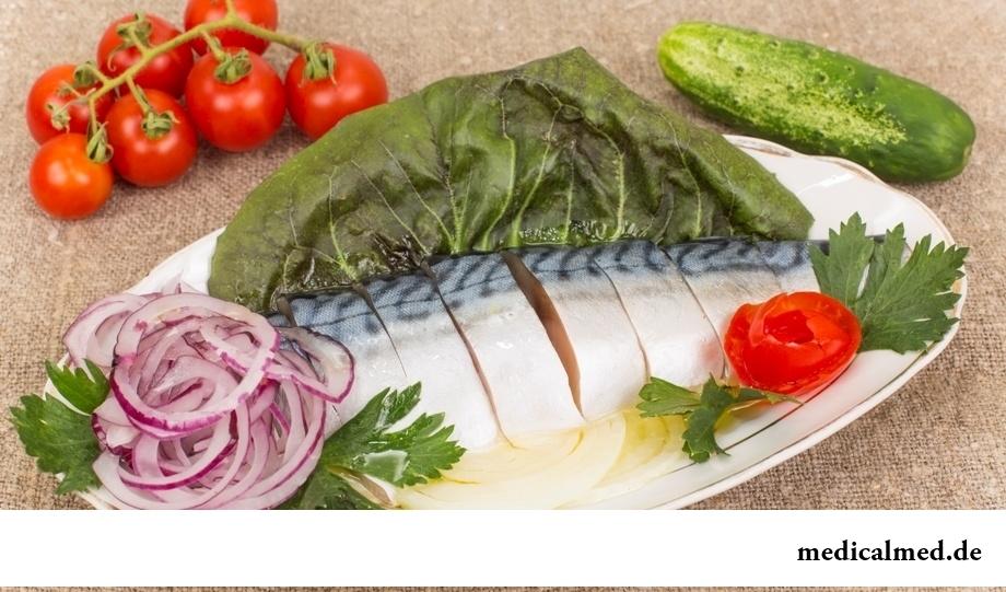 Рыба нежирных сортов