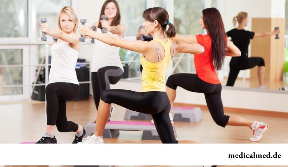 Активные тренировки