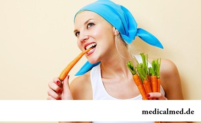 Другие полезные свойства моркови