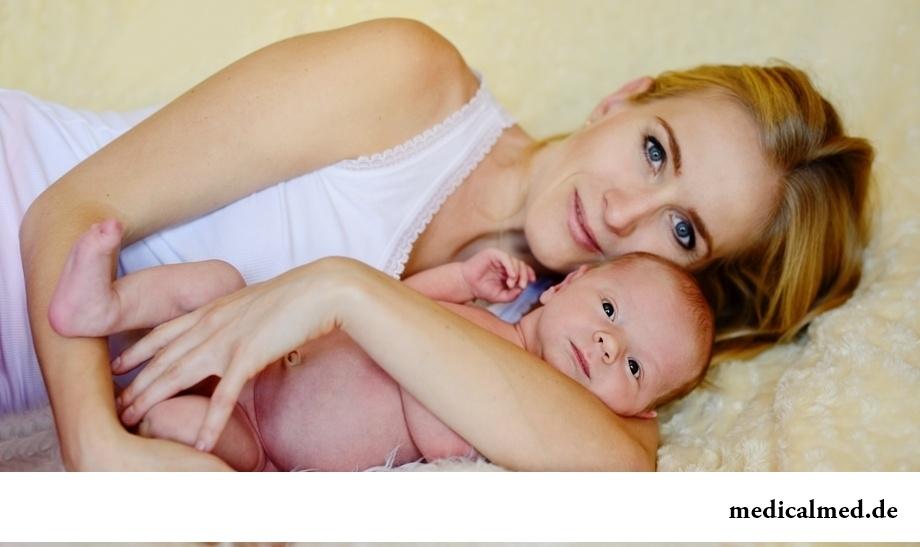 Помощь после родов