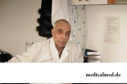 Die Kliniken in moskwe vom Alkoholismus