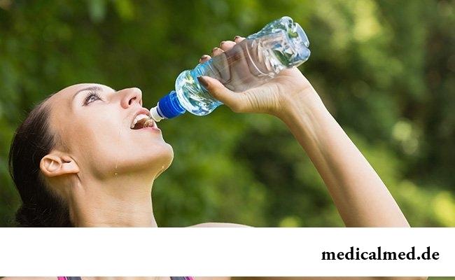 Почему пить воду необходимо