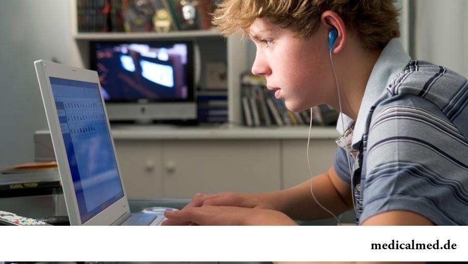 Как компьютер воздействует на психику детей?