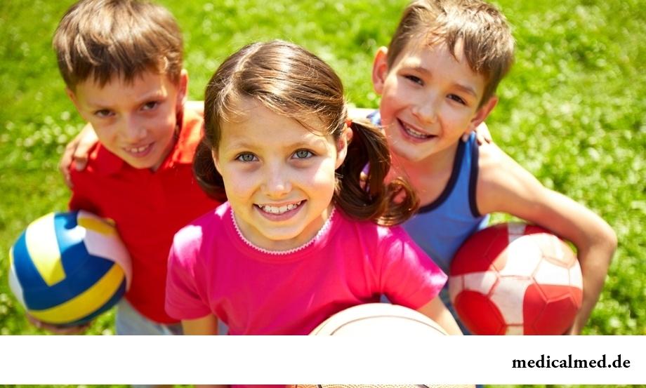 В каком возрасте лучше начать занятия спортом?