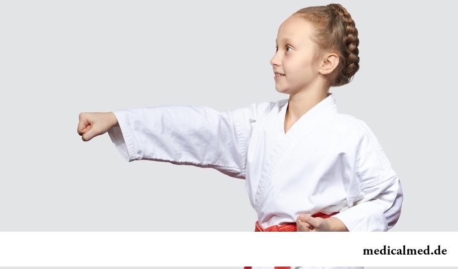Какие виды спорта подходят девочкам?