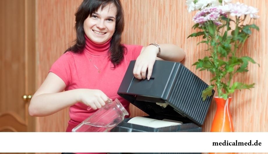 Бытовая техника для улучшения микроклимата в доме