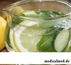 Рецепт воды Сасси для похудения