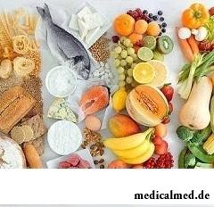 Сбалансированное питание - основа правильного рациона
