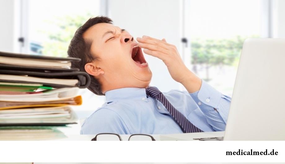 Синдром хронической усталости: причины и признаки