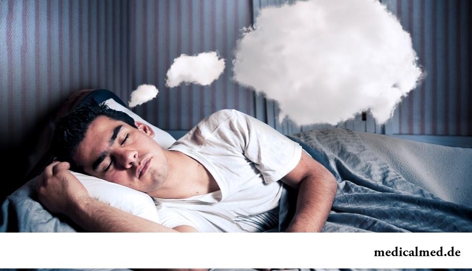 Человек запоминает только 10% сновидений