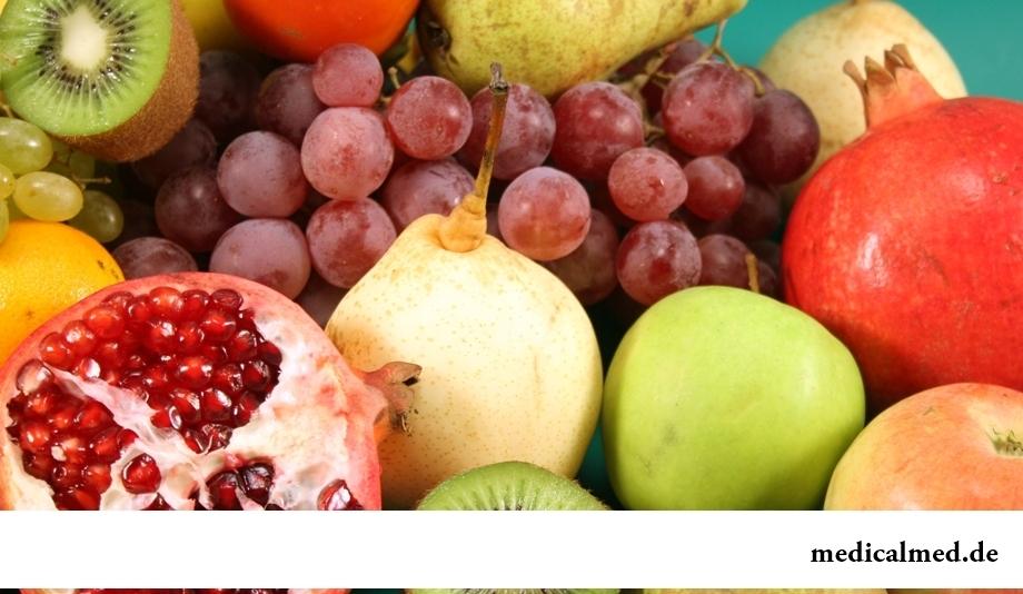 Фрукты - источник витаминов и микроэлементов