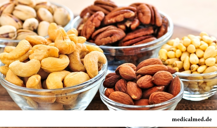 Витамин B1 в продуктах