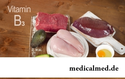 Витамин B3 - характеристика, функции, дозировка