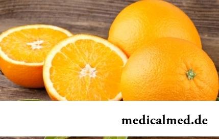 Витамин C - содержание в продуктах, недостаток, роль