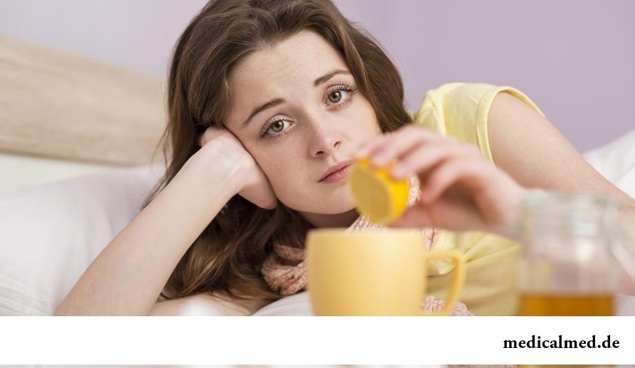 Борьба с простудными болезнями