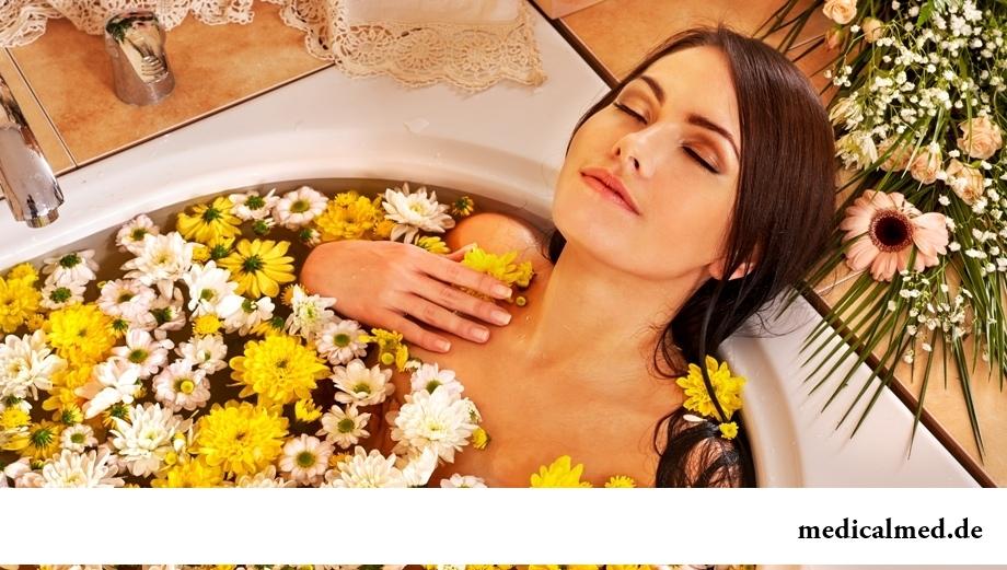 Польза травяных ванн для здоровья