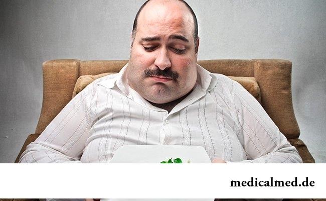 Минусы диеты: начальная реакция организма